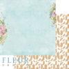 """Лист бумаги """"Шпалера"""", коллекция """"Дыхание весны"""" (Fleur design), 30х30 см"""