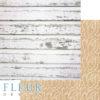 """Лист бумаги """"Старое дерево"""", коллекция """"Дыхание весны"""" (Fleur design), 30х30 см"""