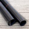 Термотрансферная пленка флок, черный, 25х25 см