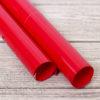 Термотрансферная пленка матовая, красный, 25х25 см