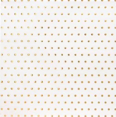"""Веллум """"Золотые точки"""" (American Crafts), 30х30 см"""