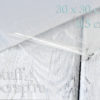Пластик ПЭТ 0,5 мм, 30*30 см