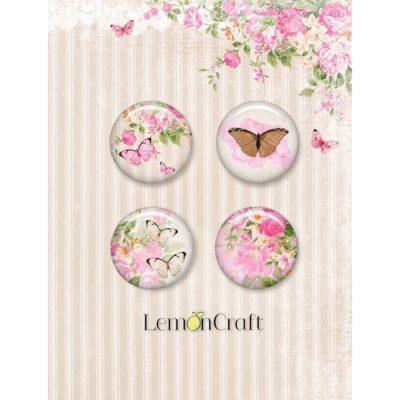 """Фишки коллекции """"Sweet Secrets"""" (Lemon Craft), 4 шт."""