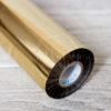 Термочувствительная фольга, золото, 15 см х 30 см, 10 листов