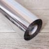 Термочувствительная фольга, серебро, 15 см х 30 см, 10 листов