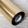 Тонерочувствительная фольга, золото, 21 см х 30 см, 10 листов