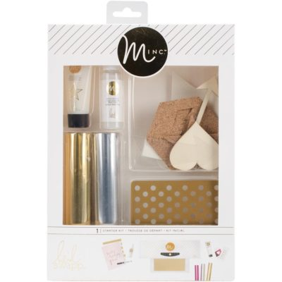 Стартовый набор Minc Starter Kit (Heidi Swapp)