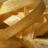 """Шебби лента """"Трофейное золото"""", 14 мм, 1 м."""