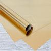Термотрансферная пленка Metallic, фольгированое желтое золото, 25х25 см