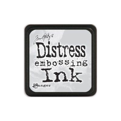 """Подушечка для эмбоссинга """"Distress Embossing Ink Pad"""" (Tim Holt), прозрачный"""