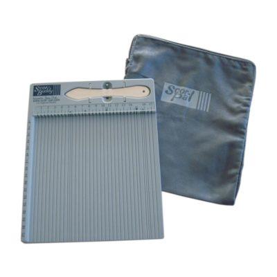 Доска для биговки Mini Scoring Board (Scor-Pal), сантиметровая, 24*19 см