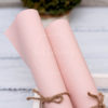 Кожзам мягкий матовый на флисе, телесный, 35*45 см