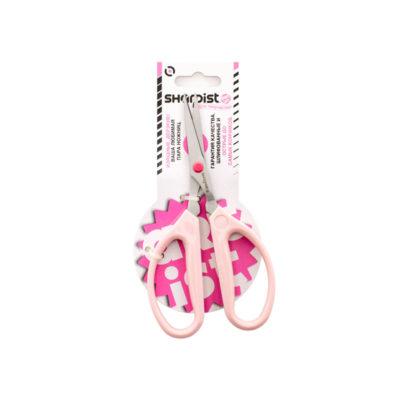 Ножницы для апликаций (SHARPIST), розовые, 16 см.