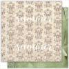 "Лист бумаги ""URBAN JUNGLE"" коллекции ""RENAISSANCE"" (Summer Studio), 30,5х30,5 см"