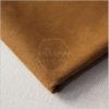 Искусственная замша односторонняя плотная, коричневый, не тянется, 35*50 см