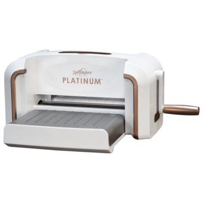 Машинка для вырубки и тиснения Spellbinders Platinum Cut & Emboss Machine VERSACUT