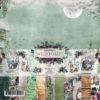 """Набор бумаги коллекции """"WILD FOREST"""" (Summer Studio), 11 л, 30,5*30,5 см"""
